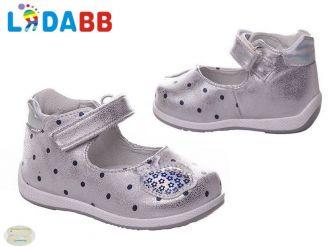 Туфли для девочек: M29, размеры 19-26 (M) | LadaBB | Цвет -19