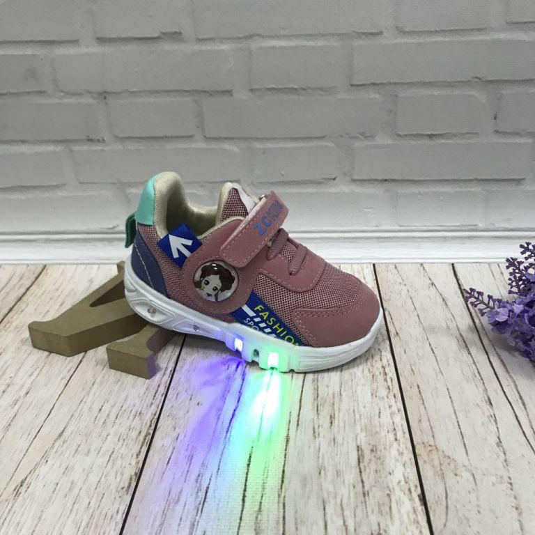Кроссовки для мальчиков и девочек Jong•Golf: M5177, размеры 21-26 (M)