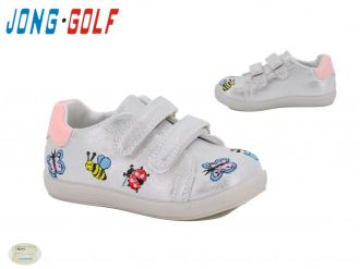 Moccasins for girls: A2841, sizes 21-26 (A) | Jong•Golf