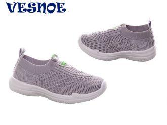 Кеды для девочек VESNOE: B3742, размеры 26-31 (B)
