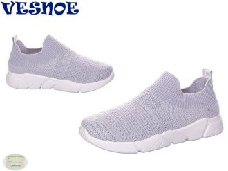 Кеды для девочек VESNOE: C90603, размеры 31-36 (C)