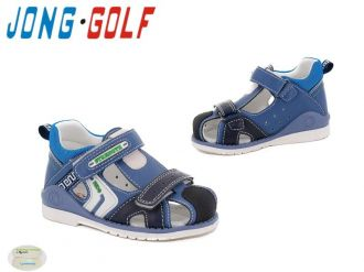 Sandals for girls: A727, sizes 23-28 (A) | Jong•Golf | Color -17
