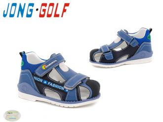 Sandals for boys: A728, sizes 23-28 (A) | Jong•Golf | Color -17