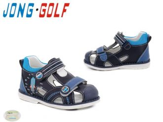 Sandals for boys: A751, sizes 23-28 (A)   Jong•Golf   Color -1