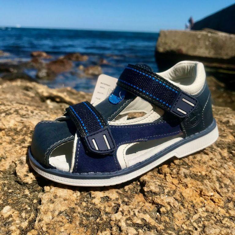 Sandals for boys: B8336, sizes 26-31 (B) | Jong•Golf