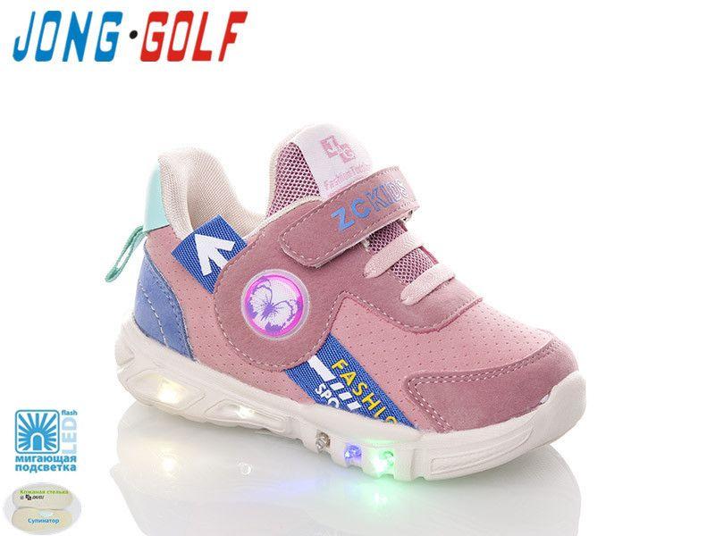 114742626 Кроссовки Для мальчиков и девочек Jong•Golf: A5186, Размеры 21-26 (