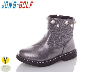 Boots for girls Jong•Golf: B91102, sizes 26-31 (B)