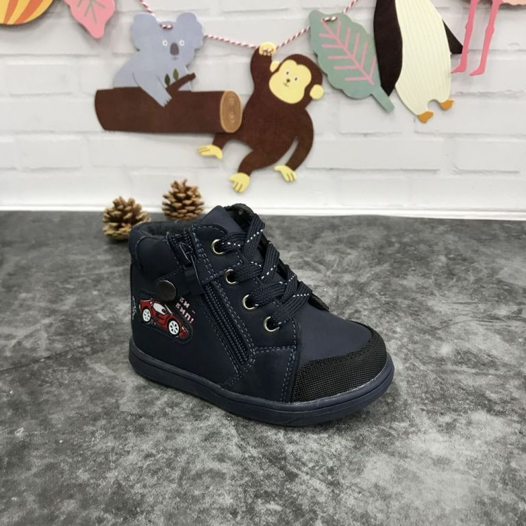 Boots for boys LadaBB: M37, sizes 20-25 (M)