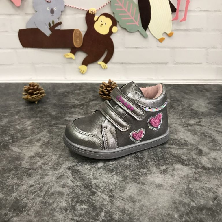 Boots for girls LadaBB: M36, sizes 20-25 (M)