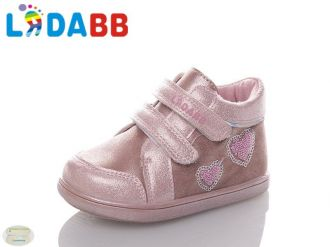 Черевики для дівчаток LadaBB: M36, розміри 20-25 (M)