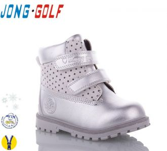 Boots for girls: A2909, sizes 22-27 (A) | Jong•Golf | Color -19