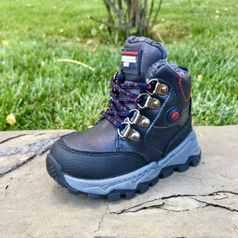 Ботинки для мальчиков: A2946, размеры 23-28 (A)   Jong•Golf