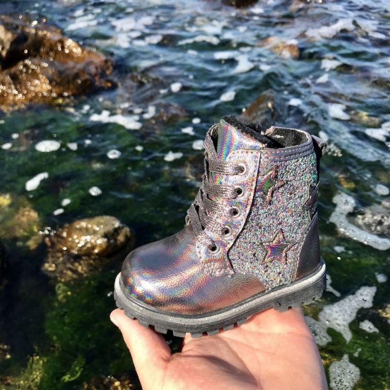Boots for girls: A2955, sizes 22-27 (A) | Jong•Golf
