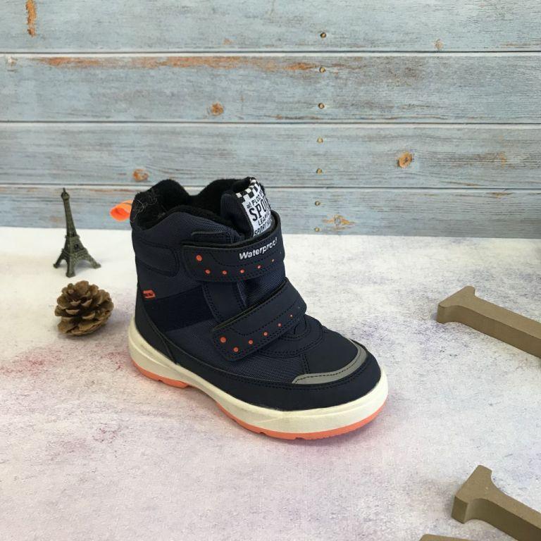 Термо обувь для мальчиков и девочек: A2972, размеры 23-28 (A) | Jong•Golf