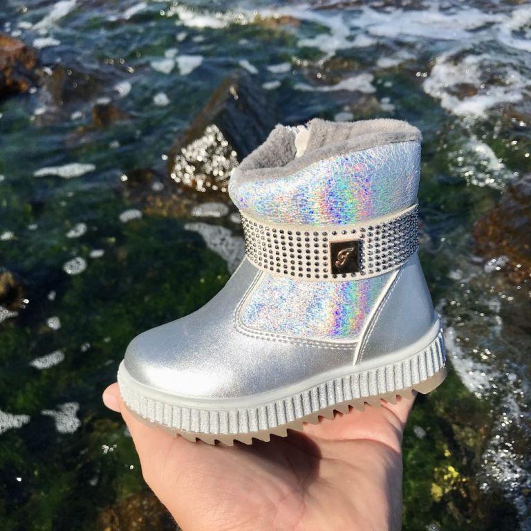 Boots for girls: A5193, sizes 23-28 (A) | Jong•Golf