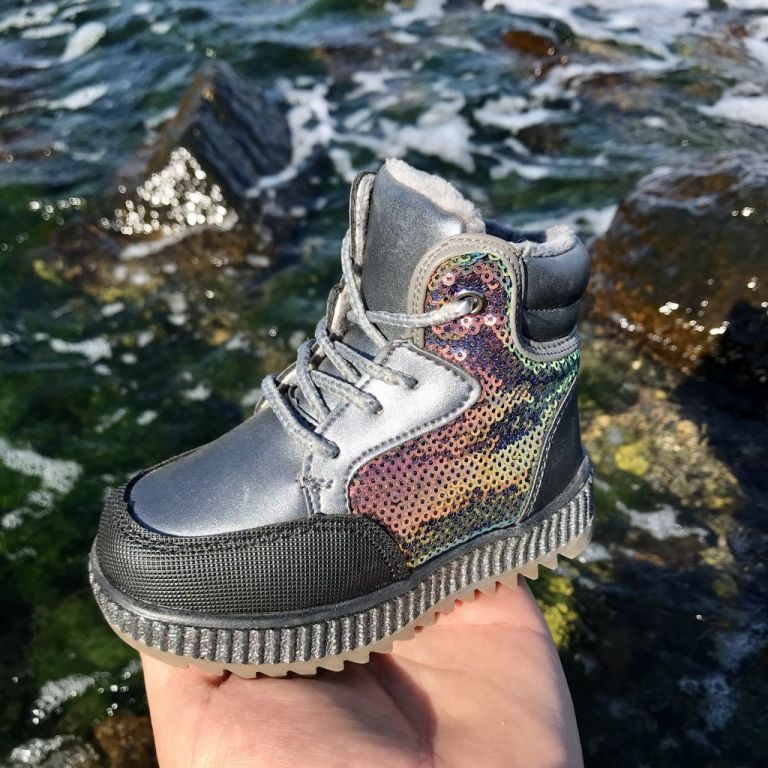 Ботинки для девочек: A5194, размеры 23-28 (A) | Jong•Golf