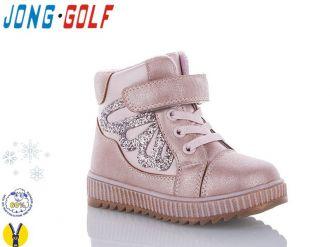 Ботинки для девочек: A5195, размеры 23-28 (A) | Jong•Golf | Цвет -8