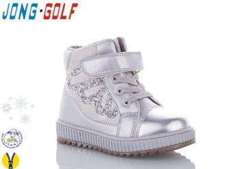 Ботинки для девочек: A5195, размеры 23-28 (A) | Jong•Golf | Цвет -19
