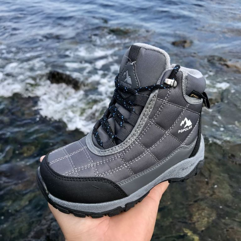 Boots for boys: B819, sizes 28-33 (B) | Jong•Golf