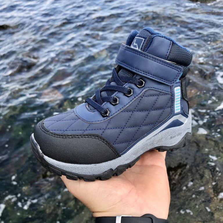 Boots for boys: B823, sizes 28-33 (B) | Jong•Golf