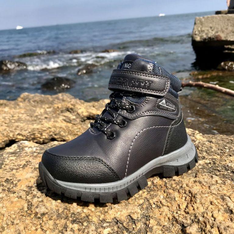 Ботинки для мальчиков: B832, размеры 27-32 (B) | Jong•Golf