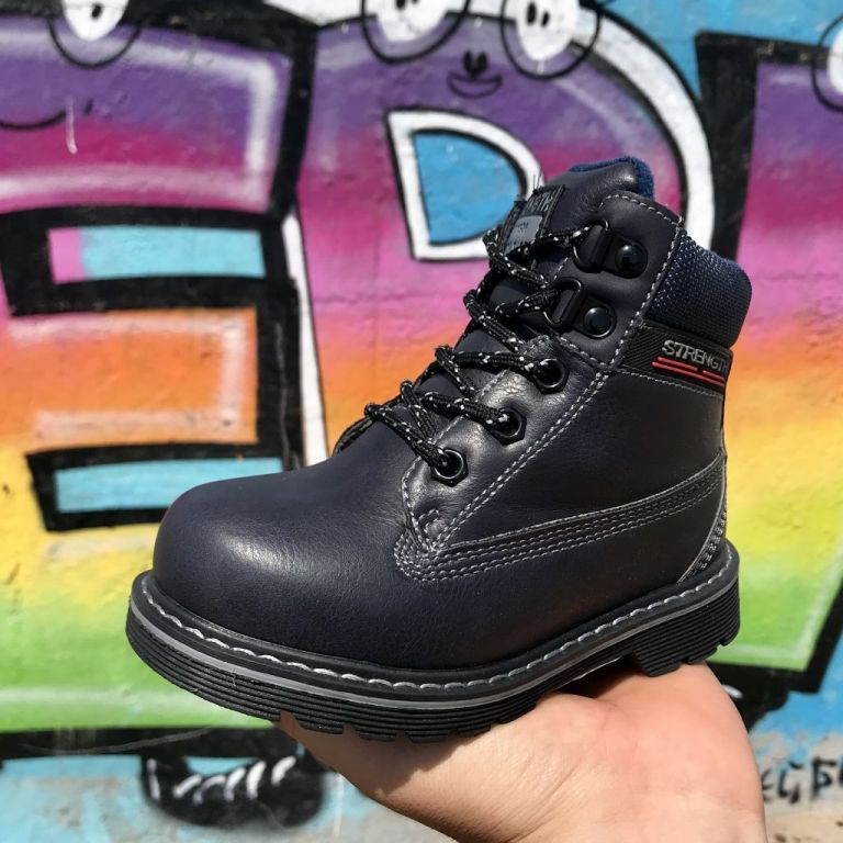 Boots for boys: B844, sizes 28-33 (B) | Jong•Golf