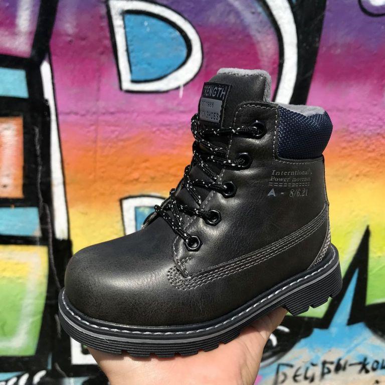 Boots for boys & girls: B848, sizes 28-33 (B) | Jong•Golf