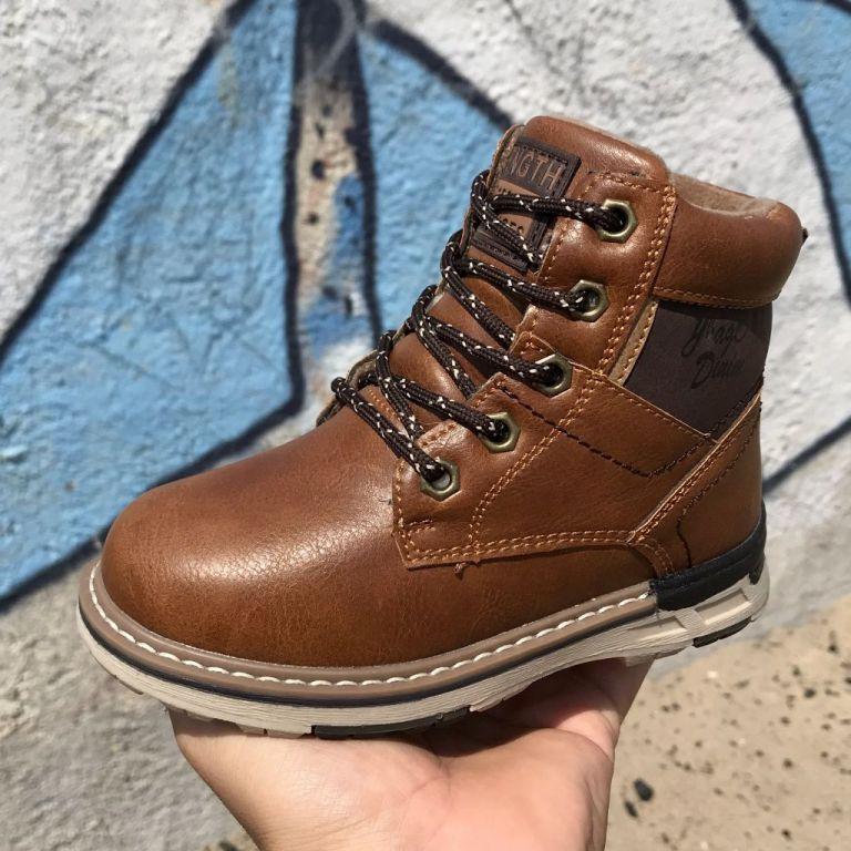 Ботинки для мальчиков: C841, размеры 29-34 (C) | Jong•Golf