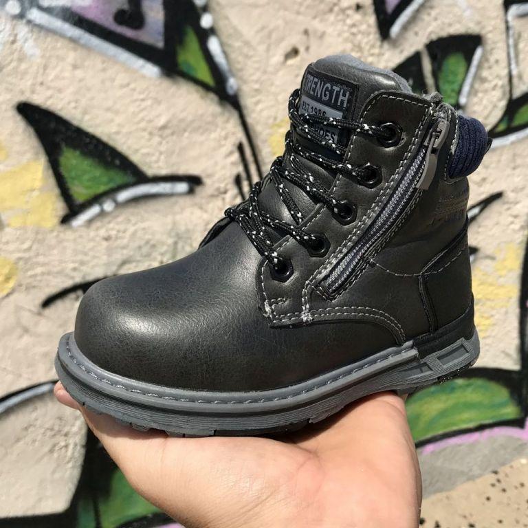 Ботинки для мальчиков: C842, размеры 29-34 (C)   Jong•Golf