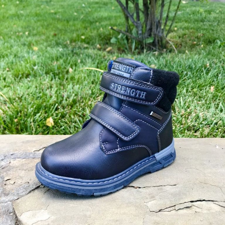 Boots for boys: C843, sizes 29-34 (C) | Jong•Golf