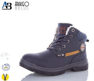 Boots for boys: C92006, sizes 29-36 (C) | Arrigo Bello | Color -1