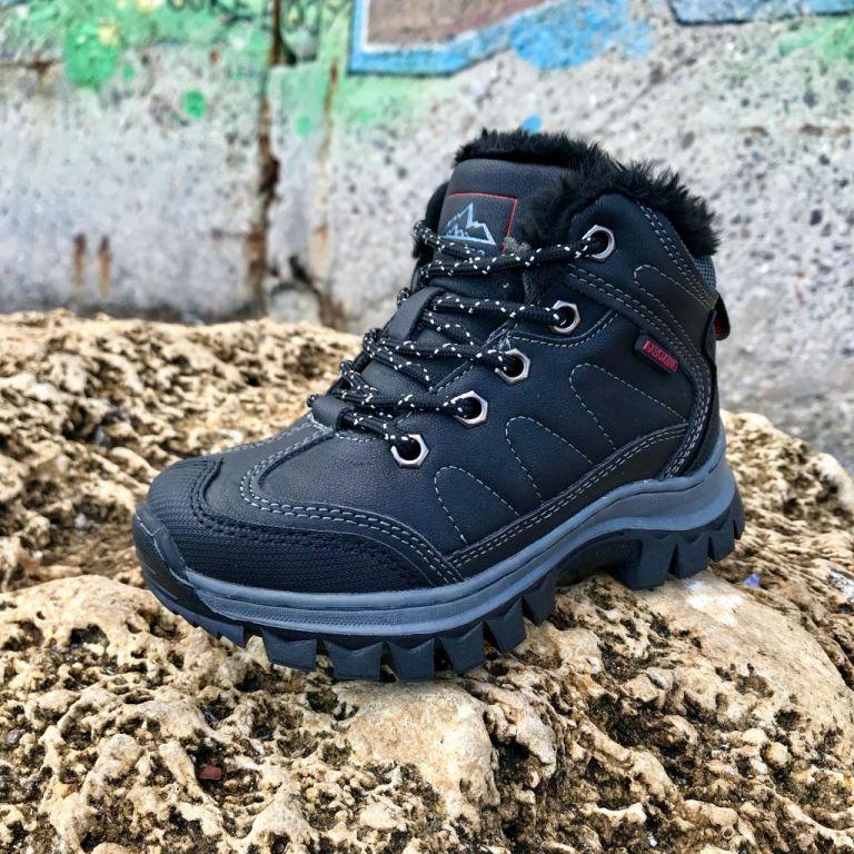 Ботинки для мальчиков: C92008, размеры 29-36 (C)   AxeBoxing