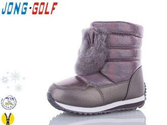Дутики для девочек Jong•Golf: B90031, размеры 28-33 (B)