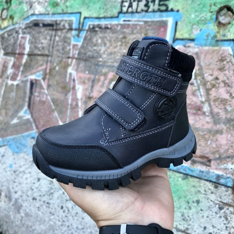 Boots for boys: C836, sizes 32-37 (C)   Jong•Golf