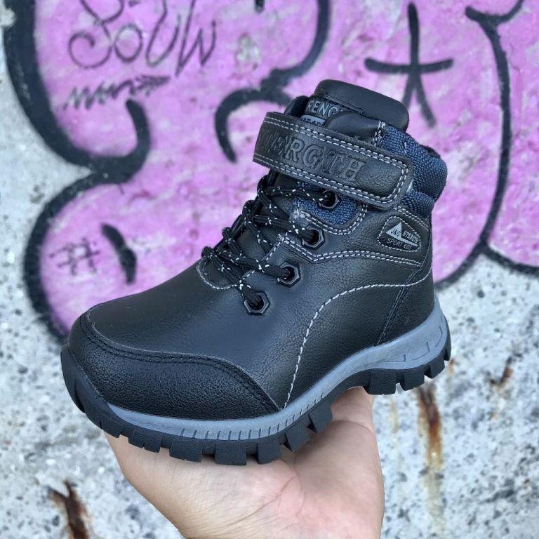 Ботинки для мальчиков: C837, размеры 32-37 (C) | Jong•Golf