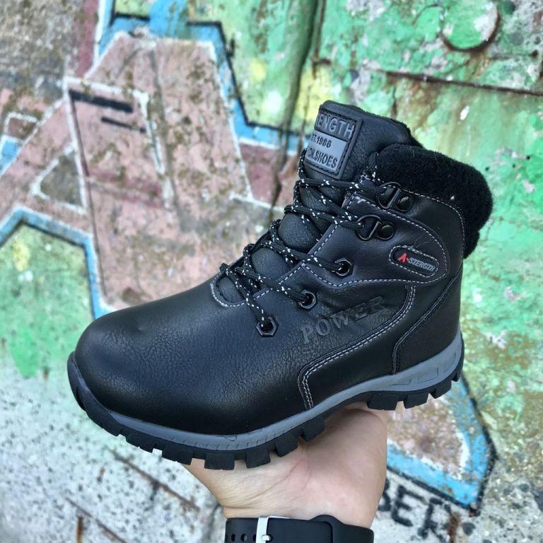 Ботинки для мальчиков: C838, размеры 32-37 (C) | Jong•Golf