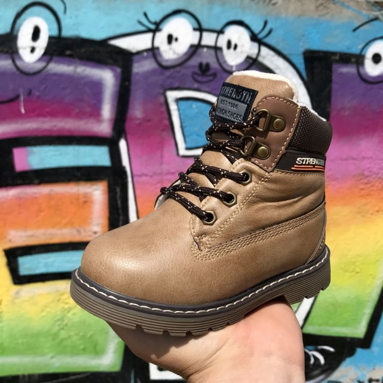 Boots for boys: C849, sizes 33-38 (C) | Jong•Golf