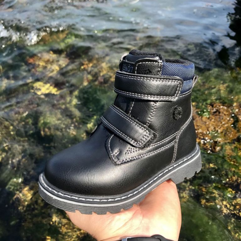 Boots for boys: C850, sizes 33-38 (C) | Jong•Golf