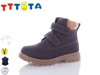 Boots for boys: B1363, sizes 27-32 (B) | TTTOTA | Color -1