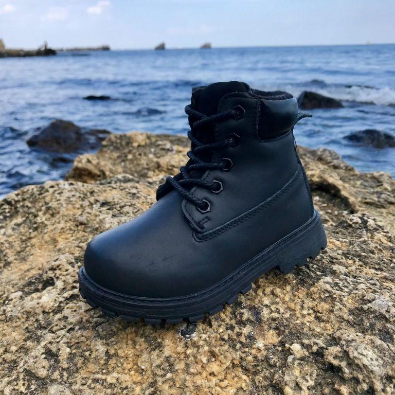 Ботинки для мальчиков: B1365, размеры 27-32 (B) | TTTOTA