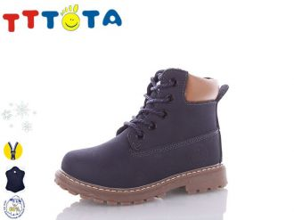 Boots for boys: B1365, sizes 27-32 (B) | TTTOTA | Color -1