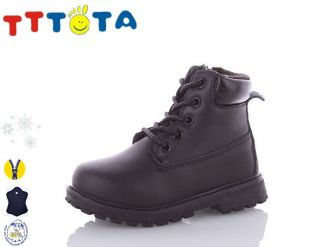 Boots for boys: B1365, sizes 27-32 (B) | TTTOTA | Color -0