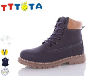 Boots for boys: C1366, sizes 32-37 (C) | TTTOTA | Color -1