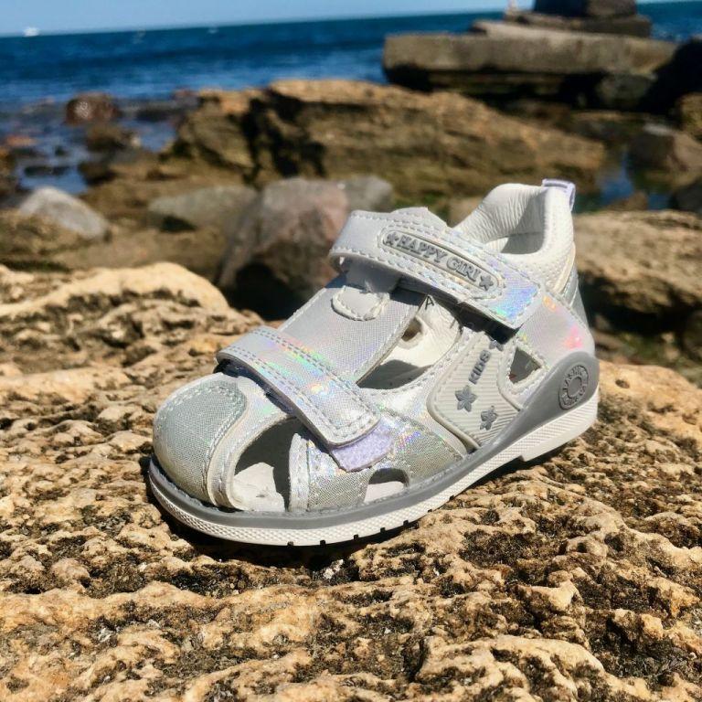 Sandals for girls: A875, sizes 23-28 (A) | Jong•Golf
