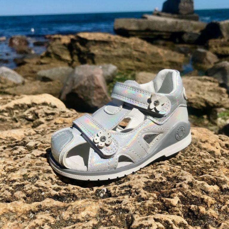 Sandals for girls: A876, sizes 23-28 (A) | Jong•Golf