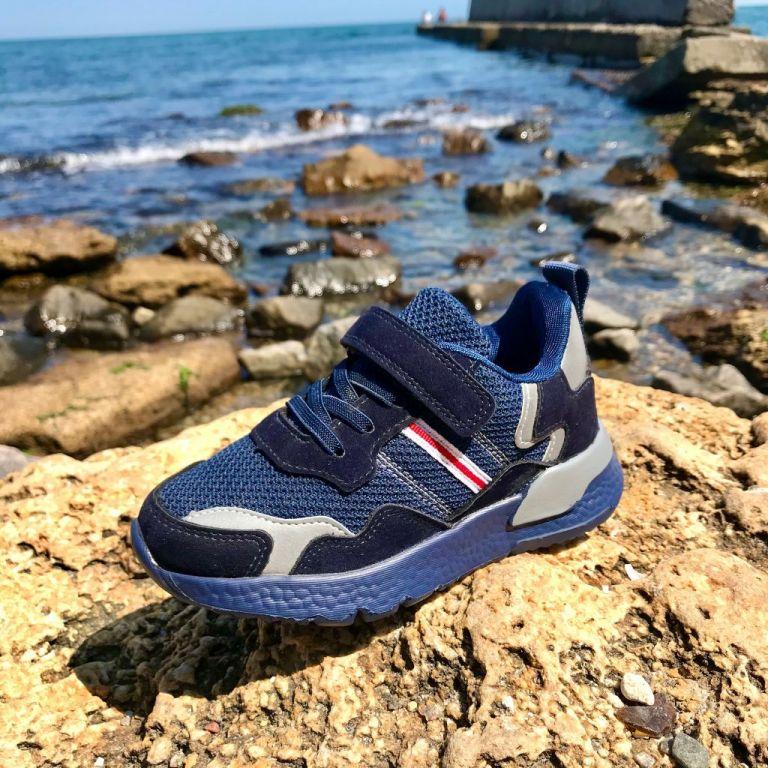 Sneakers for boys & girls: C869, sizes 31-36 (C) | Jong•Golf
