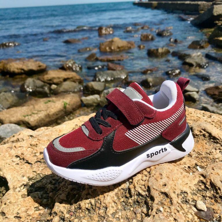 Sneakers for boys & girls: C870, sizes 31-36 (C)   Jong•Golf