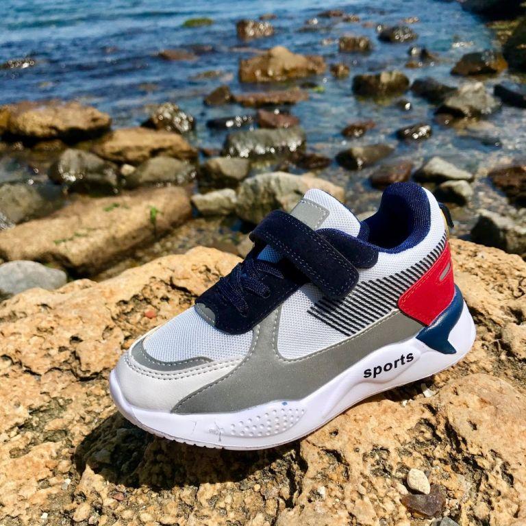Кроссовки для мальчиков и девочек: C870, размеры 31-36 (C) | Jong•Golf