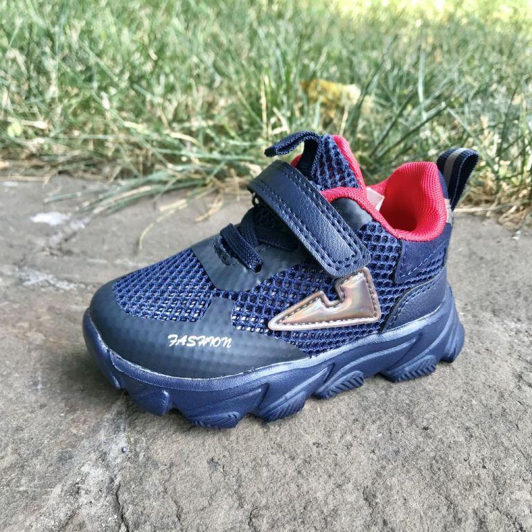 Кроссовки для мальчиков и девочек: A5222, размеры 21-26 (A) | Jong•Golf