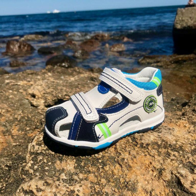 Sandals for boys: B885, sizes 26-31 (B) | Jong•Golf